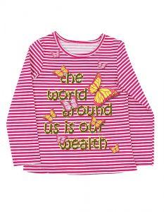 блуза для девочки производства Россия