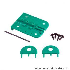 Расклиниватель 3,175мм - 1/8дюйм MJ SPLITTER для пильного станка (зелёный, стандартный рез) Microjig SP-0125
