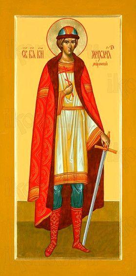 Михаил Муромский (мерная икона)