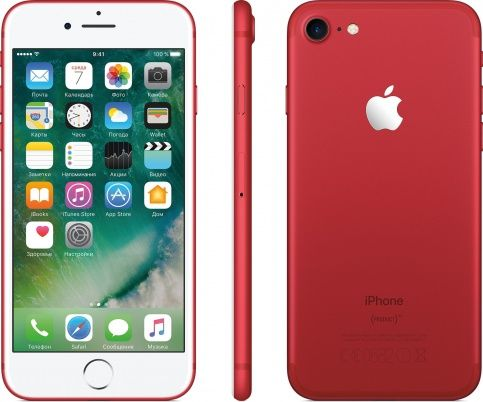 Apple iPhone 7 128GB Red  A1778
