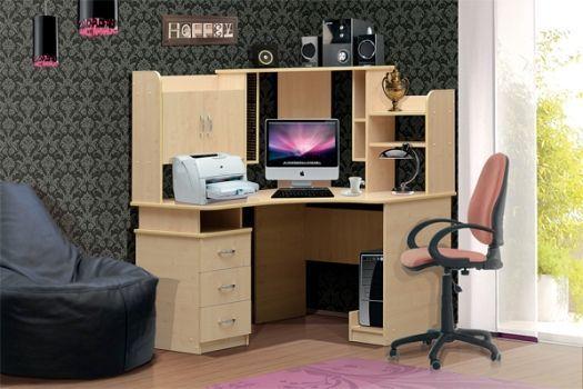 Стол компьютерный СК-8 Профи