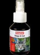Beaphar Stop-It Cat Спрей для отпугивания кошек (100 мл)
