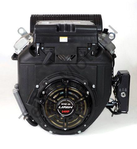 Двигатель Lifan LF2V78F-2A (24 л. с.) с катушкой освещения 3Ампер (36Вт)