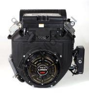 Lifan LF2V78F-2A D25 (24 л. с.) с катушкой освещения 20Ампер (240Вт) V-образный четырехтактный бензиновый двигатель с электростартером, мощность 24 л. с., диаметр выходного вала 25 мм. без масляного радиатора