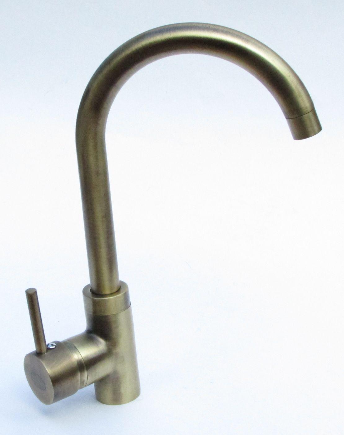 Vaserzberg Латунный смеситель для кухни, АА-8010