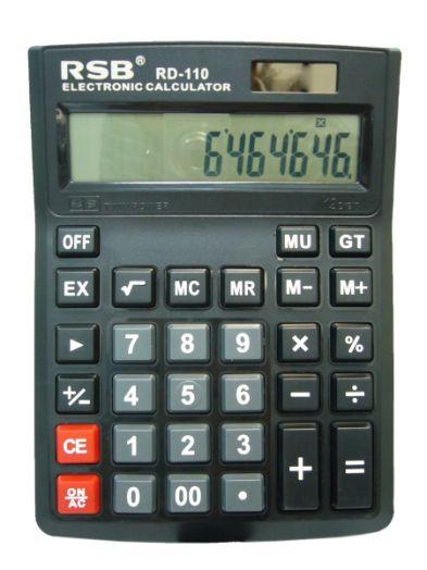 Калькулятор RSB RD-110 (12 разр.) настольный