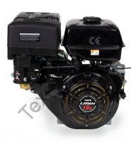 Lifan 190FD D25 (15 л. с.)  четырехтактный бензиновый двигатель в  комплектации ручным и электрическим стартом, мощностью 15 л. с., и диаметром выходного вала 25 мм.  Применяется для установки на  мотобуксировщики, мотосани, вездеходы и болотоходы, карака