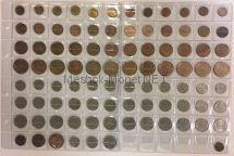 Набор регулярных монет СССР 1980 - 1991 гг (91 шт)