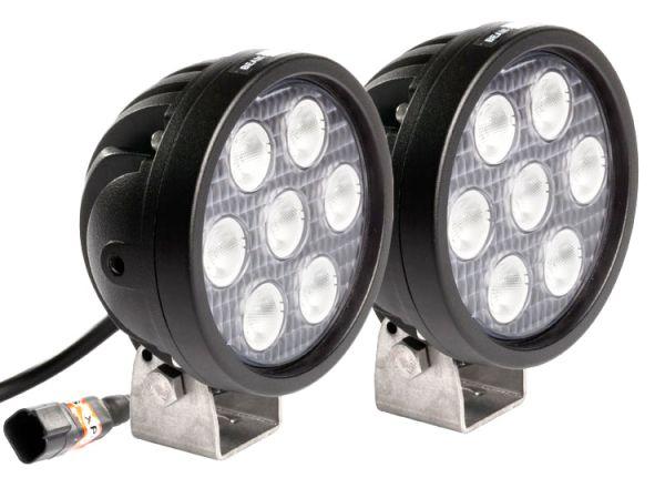 Комплект светодиодных фар дальнего света Prolight Utility Market XP: XIL-UMX4025