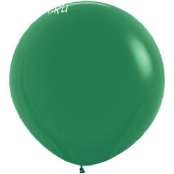 Шар (36''/91 см) Зеленый