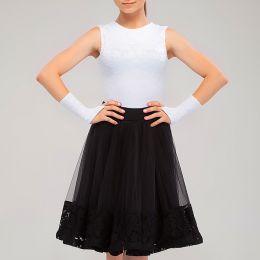 """Платье - комплект для танцев """"Блюз"""""""