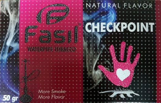 Табак для кальяна Fasil - Checkpoint (Контрольная точка)