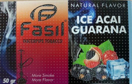 Табак для кальяна Fasil - Ice-Acai-Guarana (Ледяные Асаи-Гуарана)