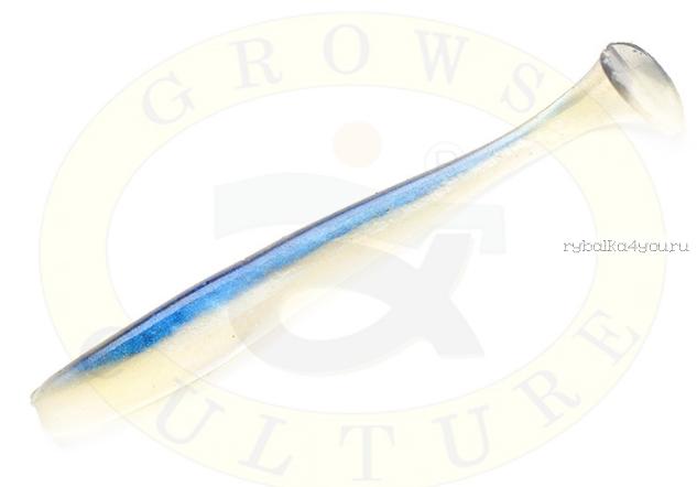 Купить Виброхвост Grows Culture Diamond Easy Shiner 3 7,5 см/ упаковка 12 шт/ цвет: 420