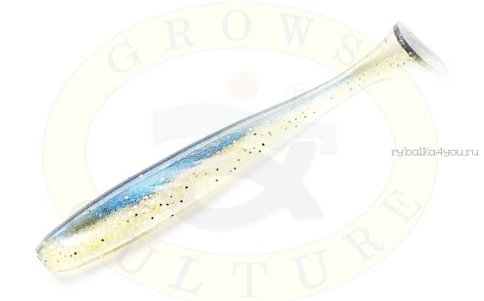 Купить Виброхвост Grows Culture Diamond Easy Shiner 3 7,5 см/ упаковка 12 шт/ цвет: 426
