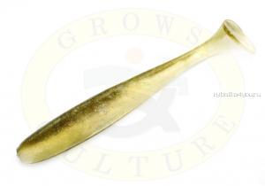 "Виброхвост Grows Culture Diamond Easy Shiner 4"" 10 см/ упаковка 7 шт/ цвет: 400"