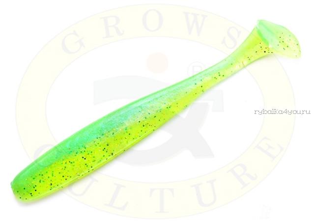 Купить Виброхвост Grows Culture Diamond Easy Shiner 4 10 см/ упаковка 7 шт/ цвет: 424