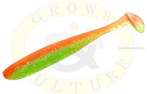 "Виброхвост Grows Culture Diamond Easy Shiner 4"" 10 см/ упаковка 7 шт/ цвет: PAL013"