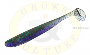 "Виброхвост Grows Culture Diamond Easy Shiner 4.5"" 11,5 см/ упаковка 5 шт/ цвет: PAL17"