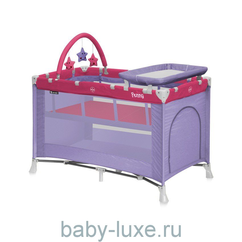 Манеж-кровать Lorelli Penny 2 Plus