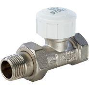 Клапан термостатический, прямой 1/2   STOUT
