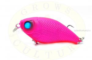 Воблер Grows Culture Chubby 38F 38мм/ 4 гр/заглубление: 0,6-1м/ цвет:Q12