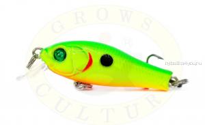 Воблер Grows Culture Laker GC-1173B 35F 35мм/ 2 гр/заглубление: 0,3-0,8м/ цвет: Q3