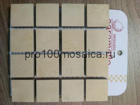 Venezia beige 25 x 25 POL Мозаика серия VENEZIA, размер, мм: 300*300*10 (Caramelle)