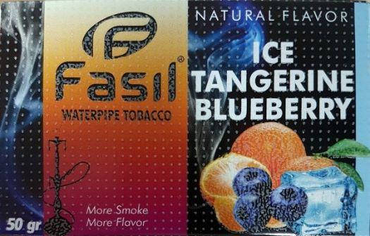 Табак для кальяна Fasil - Ice-Tangerine-Blueberry (Ледяные Мандарин-Черника)