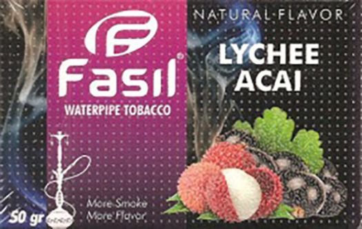 Табак для кальяна Fasil - Lychee-Acai (Личи-Асаи)