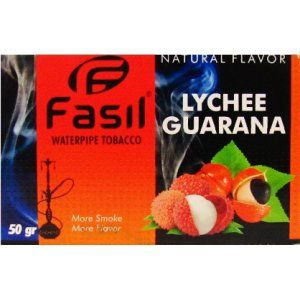 Табак для кальяна Fasil - Lychee-Guarana (Личи-Гуарана)