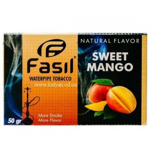 Табак для кальяна Fasil - Sweet Mango (Сладкий Манго)