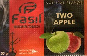 Табак для кальяна Fasil - Two Apple (Два яблока)
