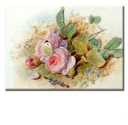 Роза на песке