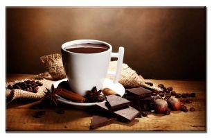Аромат горячего шоколада