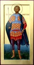 Андрей Стратилат (мерная икона)