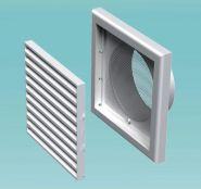 Решетка вентиляционная МВ 120 Вс