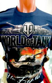 Футболка World of tanks: на Берлин