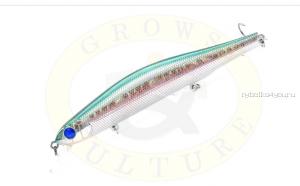 Воблер Grows Culture Orbit  110 SP 110мм/ 16,5 гр/заглубление: 0,8- 1 м/ цвет: 826R
