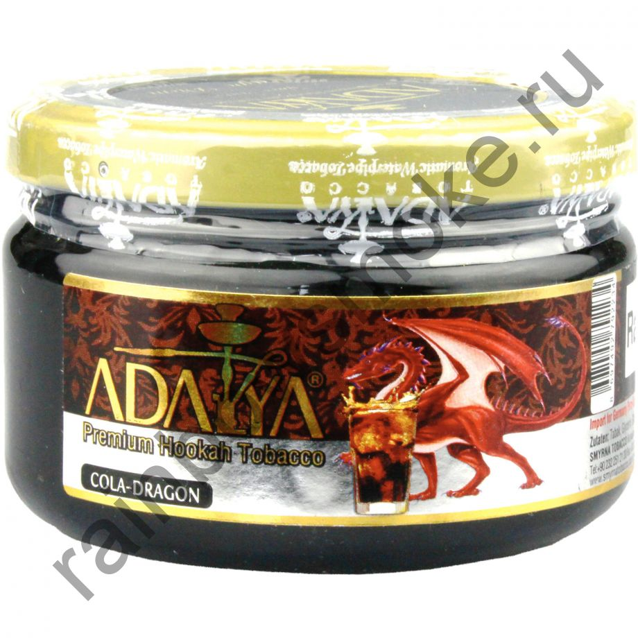 Adalya 250 гр - Cola-Dragon (Кола Дракон)