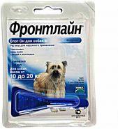 Фронтлайн M Капли инсектоакарицидные для собак 10-20 кг (1 шт.)