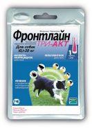 Фронтлайн ТРИ-АКТ M Капли от эктопаразитов для собак 10-20 кг (1 шт.)