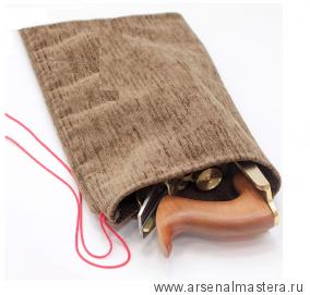 Чехол для рубанков тканевый 400х220мм М00007860