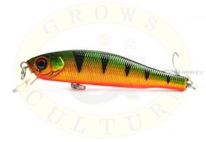 Воблер Grows Culture Rive 65F 65 мм/ 4,6 гр/заглубление: 0,8 - 1,6 м/ цвет: Q4