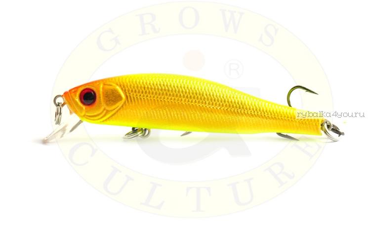Купить Воблер Grows Culture Rive 65F 65 мм/ 4,6 гр/заглубление: 0,8 - 1,6 м/ цвет: Q11