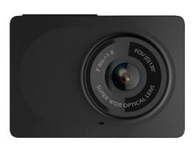 Видеорегистратор Xiaomi Yi Smart Dash Camera SE (черный) 130 градусов