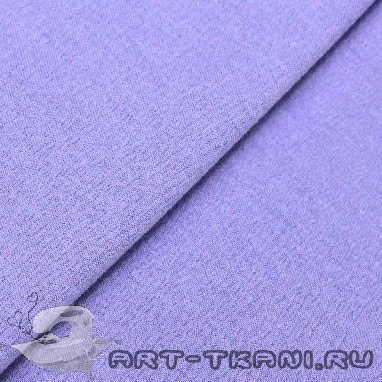 Лоскут трикотажной ткани Сиреневый