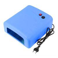 JD Лампа УФ/UV модель 818 синяя, 36 W