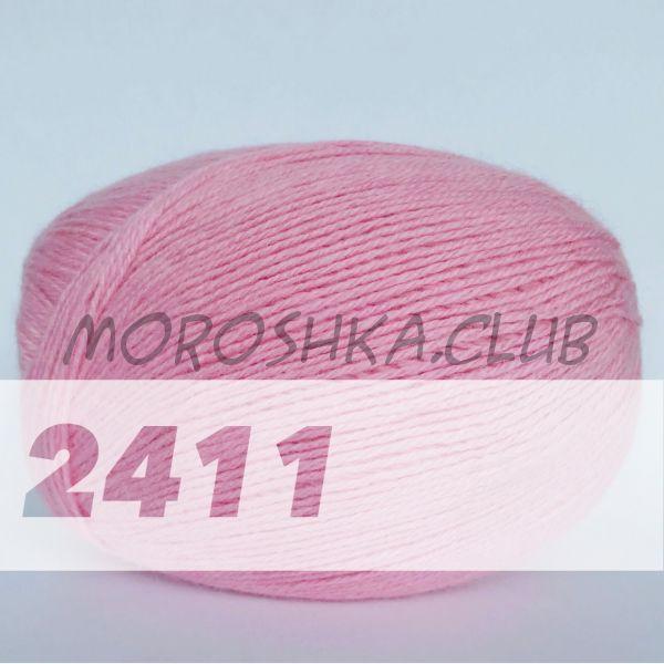 Розовый Cashmere VITA (цвет 2411)