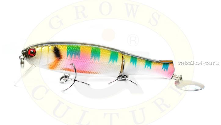 Купить Воблер Grows Culture Spinner 95F 95 мм/ 15 гр/заглубление: 0,8 - 2м/ цвет: Q9